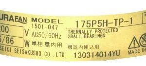 Ikura Seiki - Fans 175P5H-TP-1-3