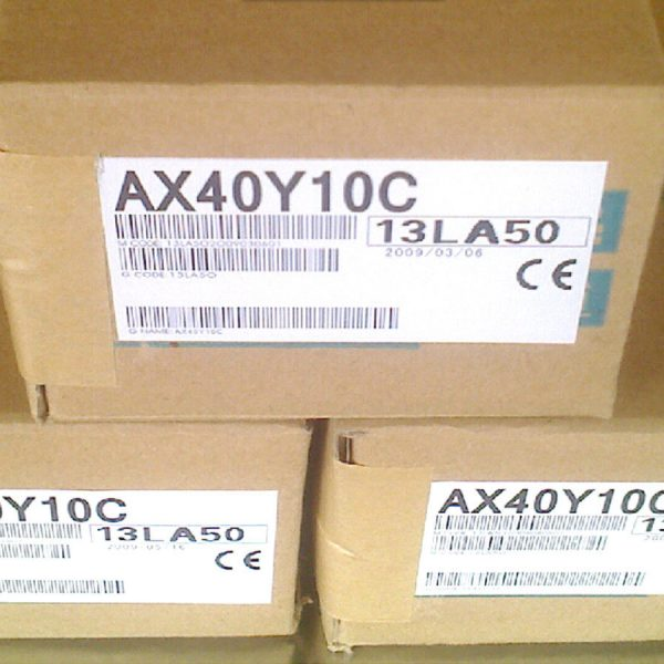 MELSEC-AX40Y10C-New-in-Box-1