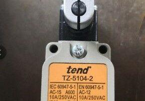 Công tắc hành trình TEND TZ-5104-2 Công tắc hành trình TEND TZ-5104-2 Công tắc hành trình TEND TZ-5104-2 TZ-5104-2 TZ-5104-2