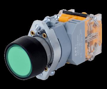 LA39-A-illuminated-flat-pushbutton-g